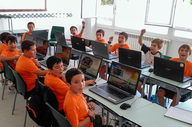 Coding - Tech Summer Camp, St. George's School