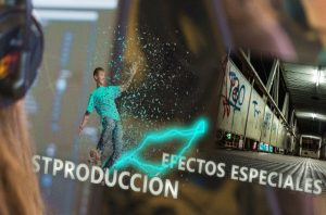 Efectos especiales con Premiere y After Effects